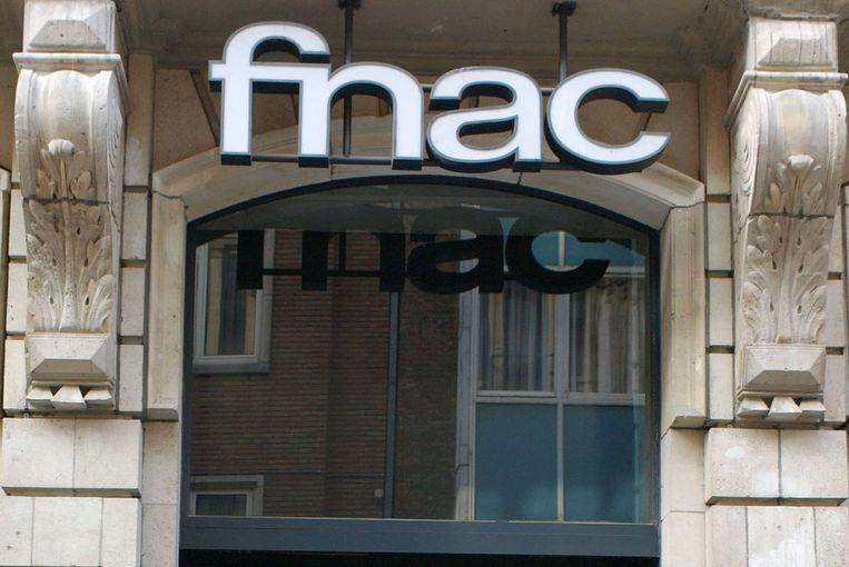 Het Fnac-filiaal in Leuven.