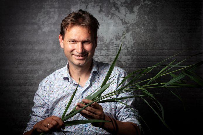 Bioloog Arnold van Vliet