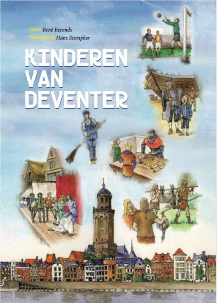 Kinderen van Deventer, René Berends