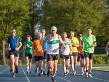 Toch geen 100ste marathon voor Hans Wilmink uit Bennekom