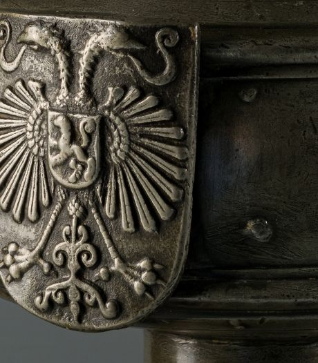 Nijmeegse drankcultuur: voor prominente gasten haalde het stadsbestuur de tinnen wijnkannen uit de kast