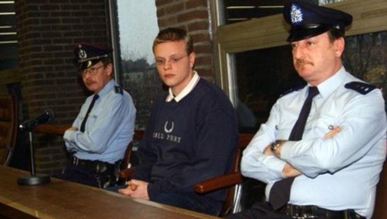 Jurgen Goris op zijn assisenproces in 2005.
