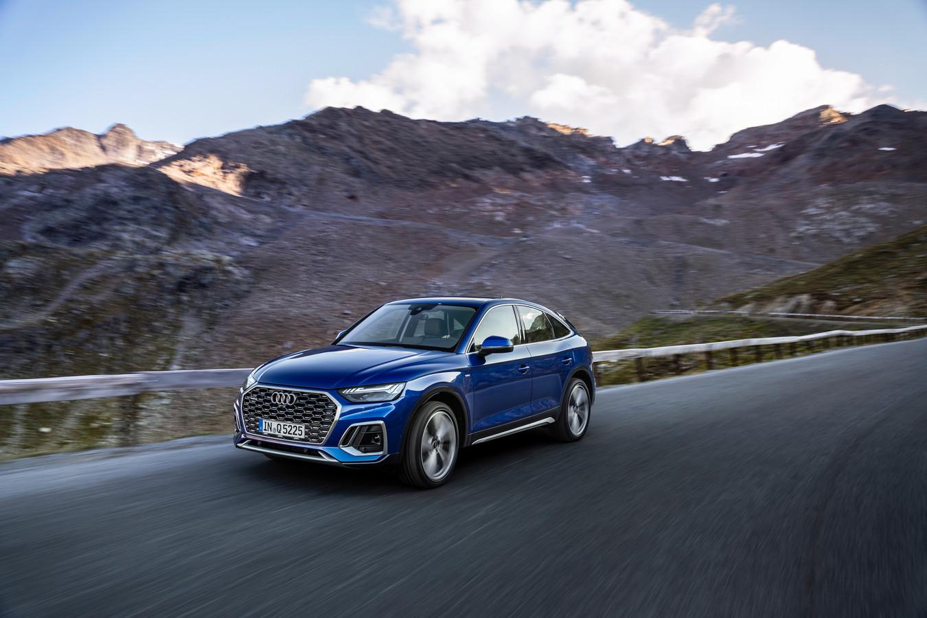 De nieuwe Audi Q5 Sportback