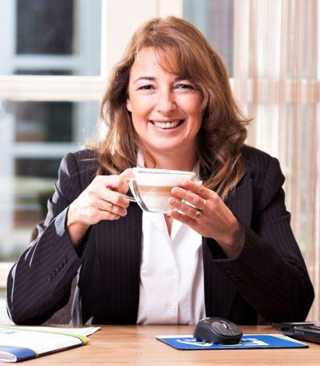 Yvonne Weterings lijsttrekker VVD Geertruidenberg