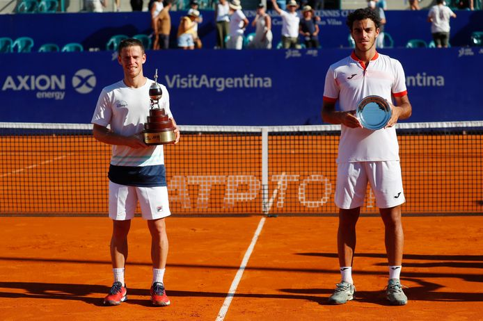 14e titre ATP pour Diego Schwartzman.