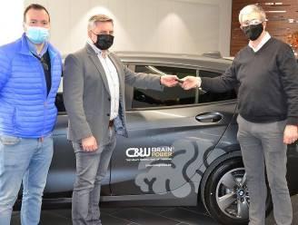 Monserez levert zes nieuwe BMW 1 bedrijfswagens aan C&W Logistics