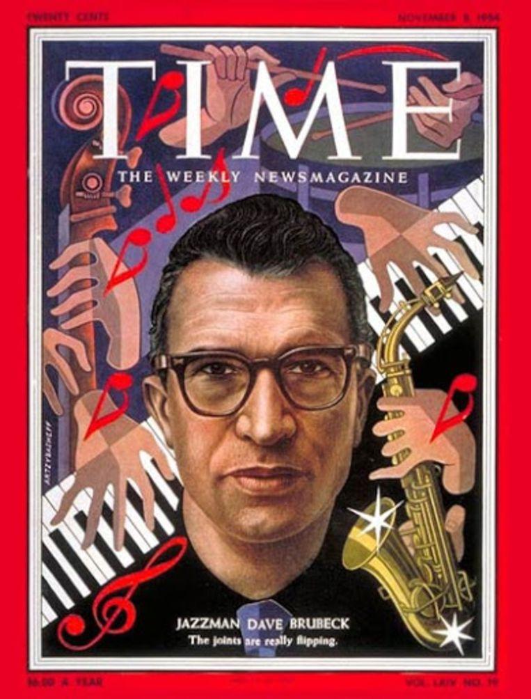 Time Magazine Beeld k2