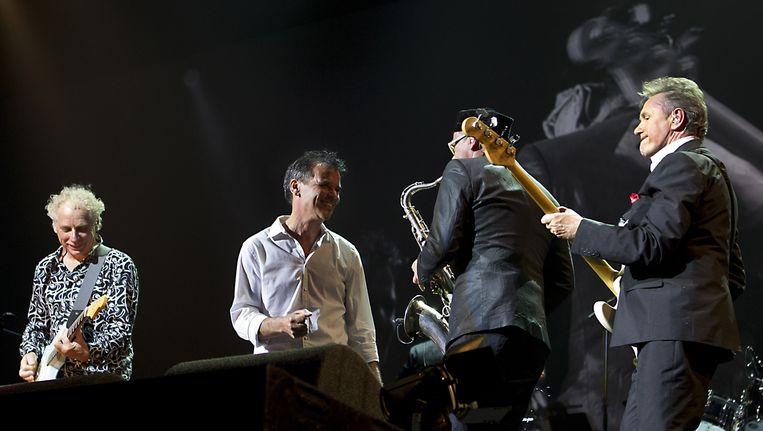 De band Doe Maar in 2012. Beeld anp