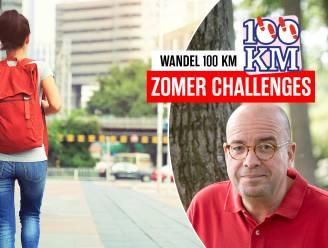 Sven Ornelis kent dé truc om de stad sportief wandelend te ontdekken