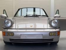 Te koop: de Porsche waar Maradona vaak te hard mee reed