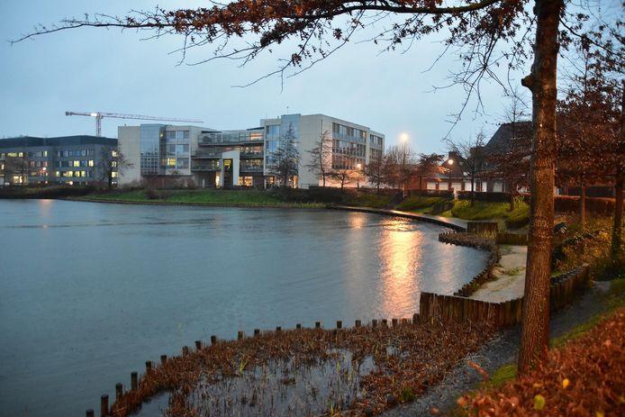 De aanranding gebeurde vlak bij het woonzorgcentrum Ter Berken, aan de Ronde Kom.