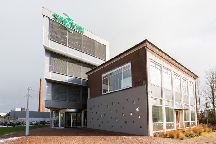Hogeschool Saxion in Apeldoorn.