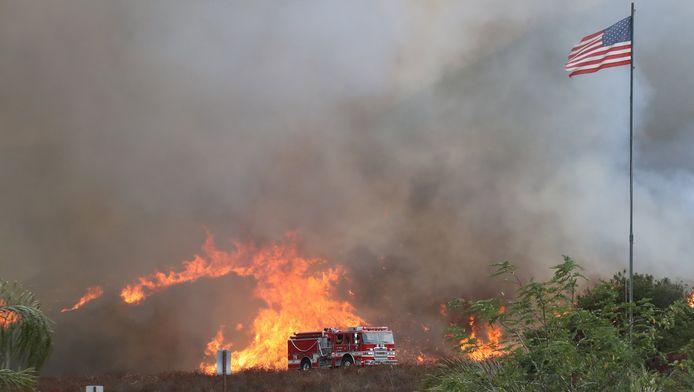 Al 2.000 hectare bos zou in de vlammen zijn opgegaan.