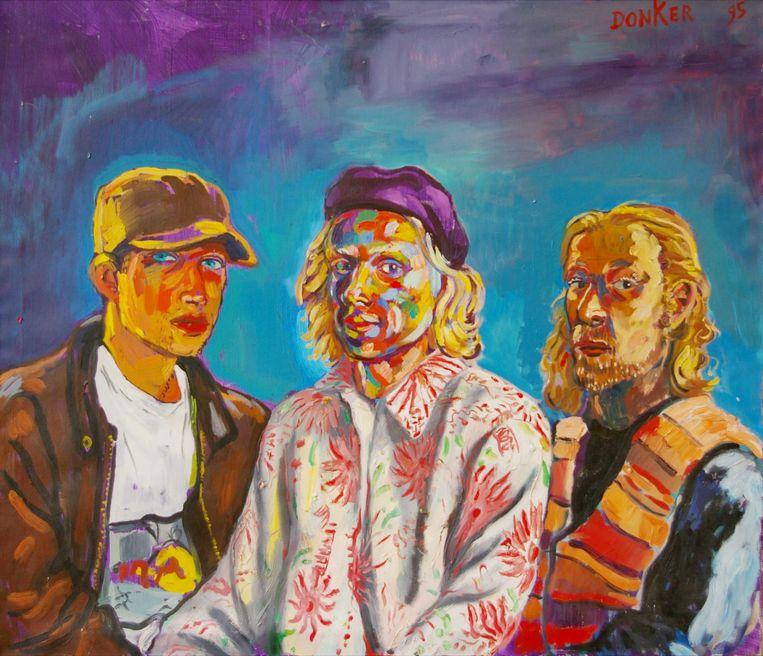 De broertjes Donker Beeld -