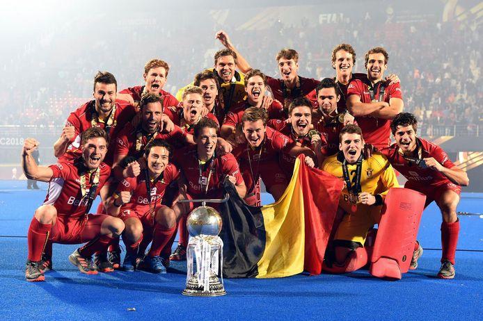 Champions du monde et champions d'Europe en titre, les Red Lions viseront le Grand Chelem à Tokyo.