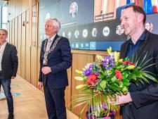 Grashoff en Van der Pol geïnstalleerd als wethouders in Tilburg, 'We gaan de schouders eronder zetten'