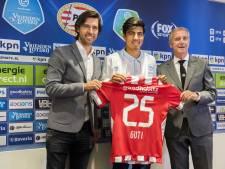 Gutiérrez: Hield geen rekening meer met transfer naar PSV