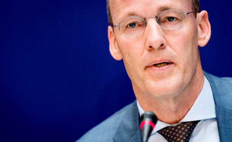 Klaas Knot, president van De Nederlandsche Bank Beeld ANP