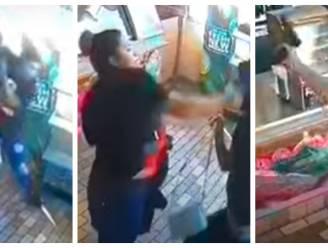 Werkneemster Subway die overvaller kan ontwapenen, krijgt schorsing