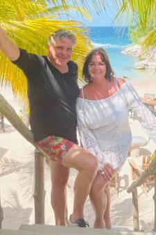 Liever de Cariben dan Dubai of China: Jonnie en Thérèse Boer smullen van Curaçao