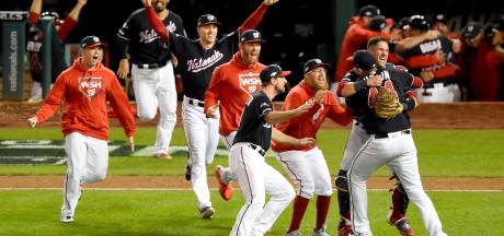 Washington Nationals voor het eerst naar World Series