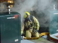 Den Haag ontwaakt: Veel branden en vijf aanhoudingen, maar Duindorp blijft voor eerste nacht 'rustig'