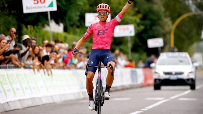 Valgren wint Ronde van Toscane: eerste zege sinds Amstel Gold Race van 2018