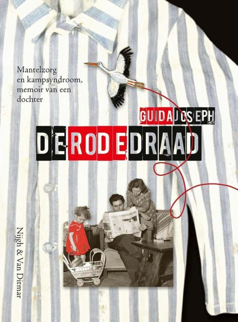 Guida Joseph, De Rode draad. Nijgh & Van Ditmar,  € 24,50, 232 blz. Beeld