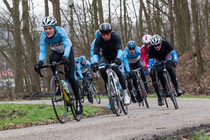 De wielervereniging Theo Middelkamp houdt stand in een veranderend wielerlandschap.