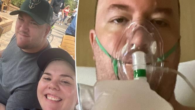 """""""Ik had dat verdomde vaccin moeten nemen"""": man stuurt pakkend berichtje naar verloofde voor hij sterft aan Covid-19"""