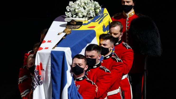 Ruim 500.000 Vlaamse kijkers voor begrafenis prins Philip