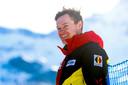 Armand Marchant skiede voor het eerst dit seizoen in de wereldbekerpunten, en hoe. Hij lukte zijn tweede beste prestatie ooit.