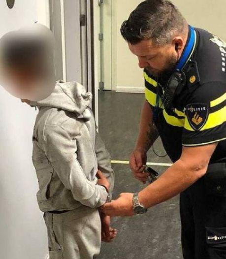 15-jarige scooterdief opgepakt na achtervolging; blijkt al eerder auto's en scooters gestolen te hebben