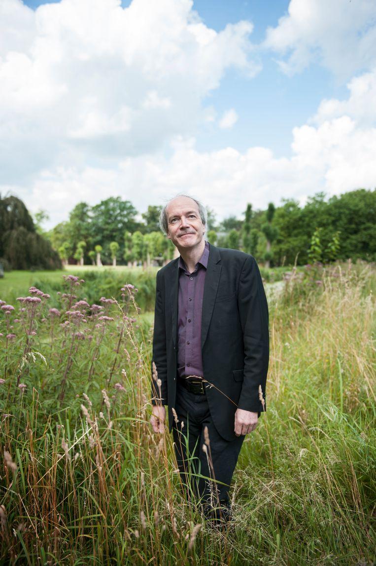 Bart Preneel, beveiligingsspecialist en professor aan de KU Leuven.  Beeld An-Sofie Kesteleyn