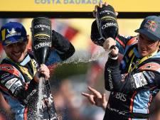 Neuville célèbre son titre de vice-champion du monde et le titre constructeur de Hyundai
