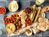 Wat Eten We Vandaag: Borrelplank met mediterrane mezze