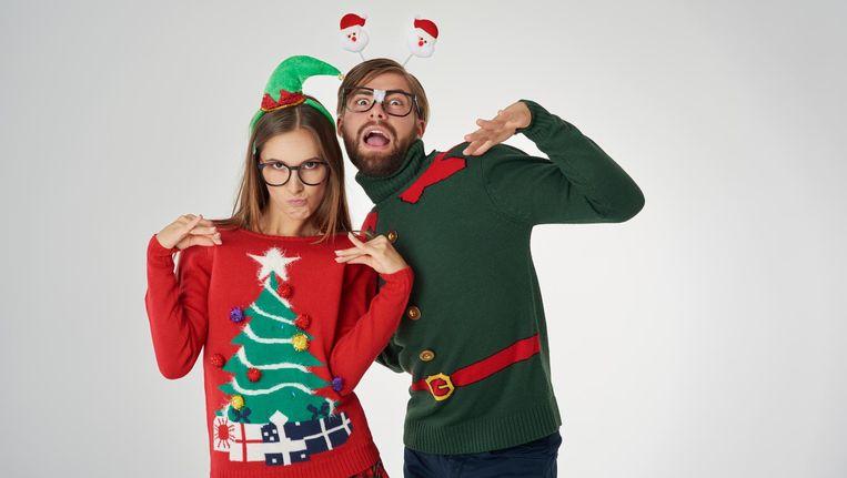 Kersttrui Hem Haar.Zo Ziet De Duurste Kersttrui Ter Wereld Eruit Style Nina Hln