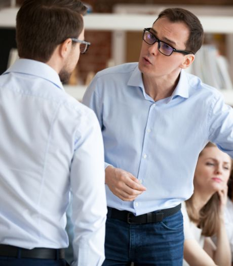 Onenigheid op je werk? Zo ga je vol vertrouwen de discussie aan