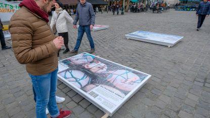 Greenpeace start wereldwijde campagne om vleesconsumptie te doen dalen