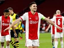 Evenaart Dusan Tadic vanavond 'Mister Ajax' Sjaak Swart?