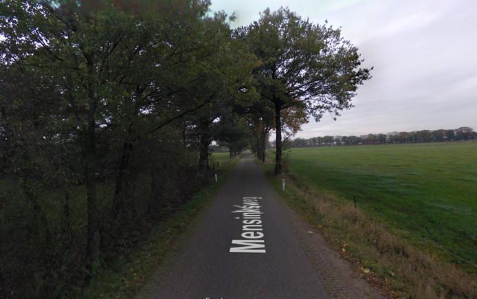 De Mensinksweg.