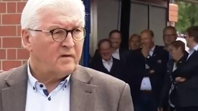 """""""Indigne"""", """"dégoûtant"""" : le rire du potentiel successeur de Merkel suscite l'indignation en Allemagne"""