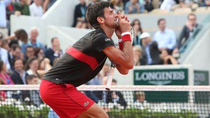 'Killer' van Goffin haalt ook Djokovic onderuit