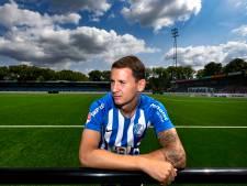 Sleegers wil weer schitteren bij FC Eindhoven: 'Mijn vriendin zag me nog nooit in het echt spelen'