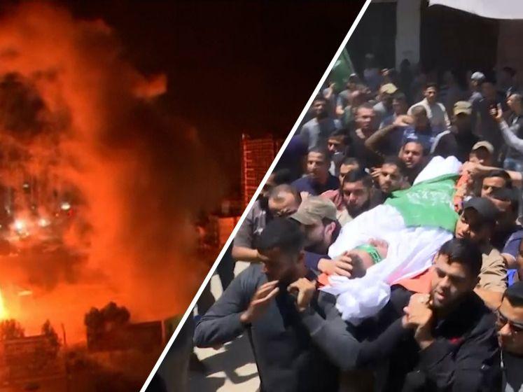 Rust in Gaza lijkt ver weg, ook tijdens einde van de ramadan