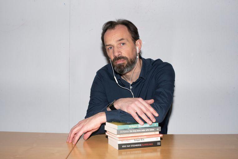 Hugo Blom Beeld de Volkskrant