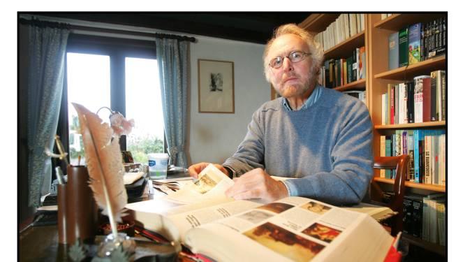 """ANNO 2021. Journalist en auteur Jan Van den Berghe: """"Ik blijf een grote hypochonder, maar de dokter vindt nooit iets"""""""