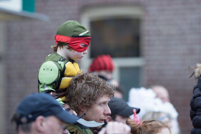 Carnaval in 's-Heerenberg.