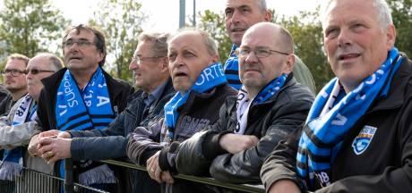 Supportersclub Victoria van SCG'18 uit Sint-Michielsgestel groeit als kool