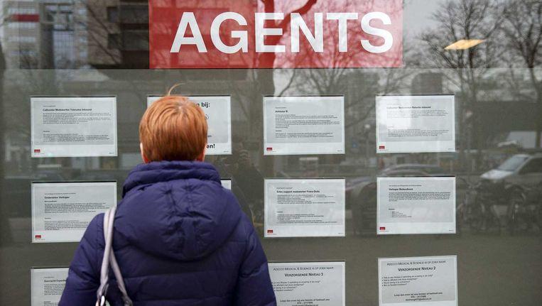 'Als bedrijven met opzet discrimineren bij sollicitaties, kunnen zij bestraft worden.' Beeld anp